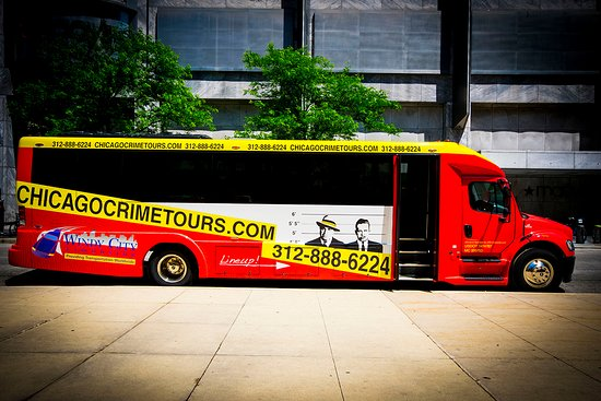 ‪Chicago Crime Tours‬