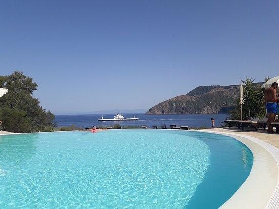 Vulcano Blu Residence: Panorama