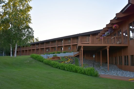Best Western Lake Lucille Inn: Rooms with balcony and lake view
