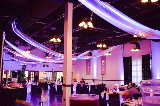 Colonie, NY: Banquet set up