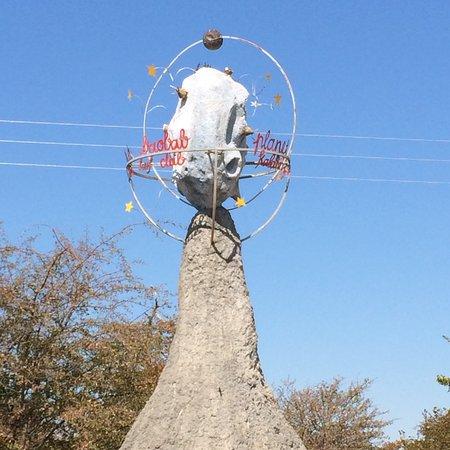 Makgadikgadi Pans National Park, Botswana: Character and creativity at play @ Planet Baobab