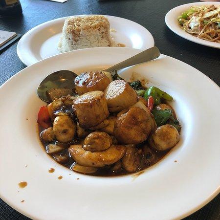 เฮอร์ริเคน, เวสต์เวอร์จิเนีย: Seafood Basil