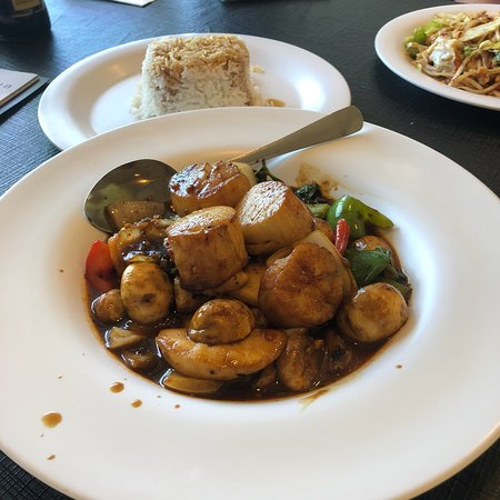 Hurricane, WV: Seafood Basil
