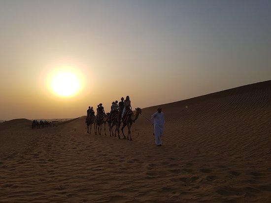 OceanAir Travels: Dubai Desert Safari