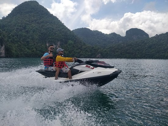 Pantai Cenang, Malaysia: Langkawi Hac Water Sports
