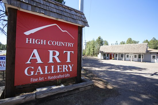 ‪High Country Art Gallery‬