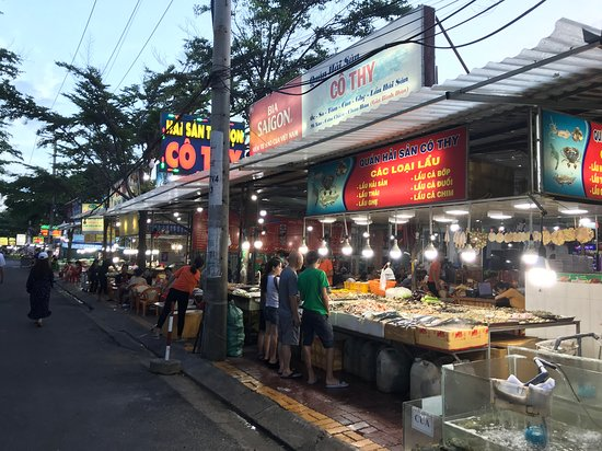 Vung Tau Night Market