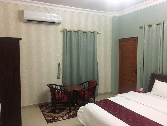 Bahla', Omã: Bequemes Bett