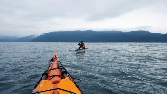 Saguenay–Lac-Saint-Jean Region, Kanada: fjord Saguenay