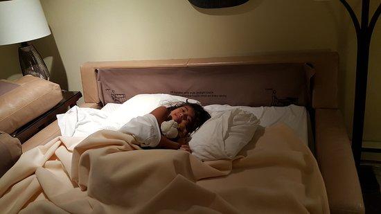 Hyatt Residence Club Carmel, Highlands Inn: sleepy time
