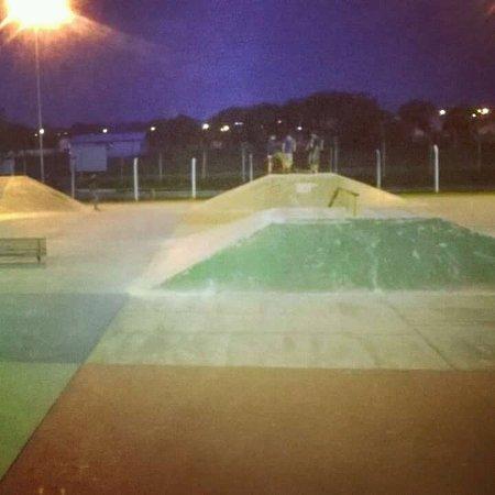 Pista municipal de skate