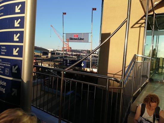 Terminal Promowy Stena Line