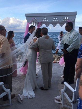 Saint George, Antigua: A wonderful Wedding