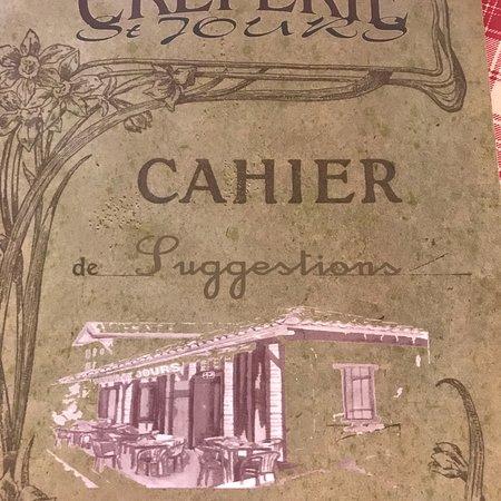 Bilde fra Crêperie St. Jours