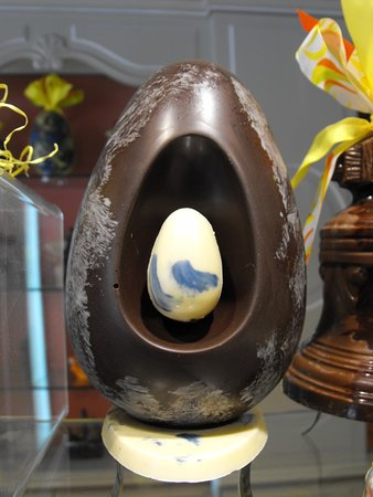 Bernard Decaix Lu0027Atelier Du Gourmand: Chocolat Pour Paques
