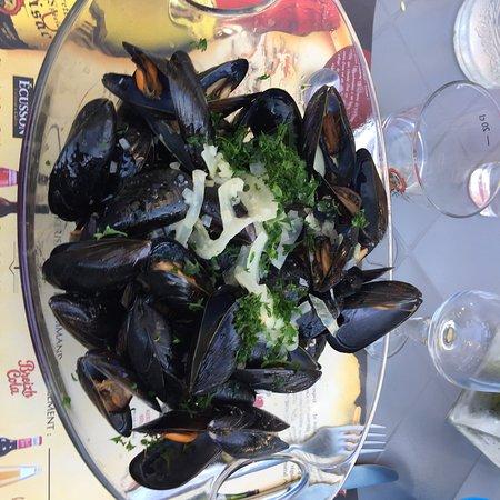 Saint-Brevin-l'Ocean, França: Resto sympa avec un très bon accueil,terrasse extérieure,produits de qualité 😉