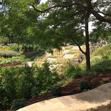 tripadvisor gives a certificate of excellence to accommodations attractions and restaurants that consistently earn great reviews from travelers - Tulsa Botanic Garden