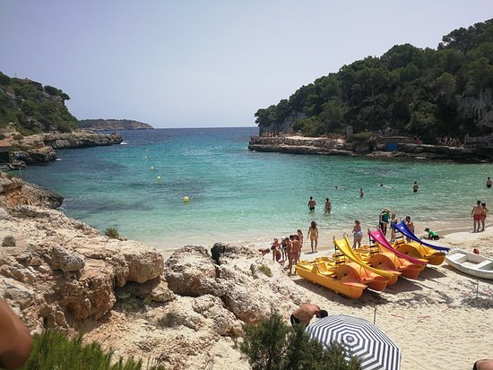 foto spiaggia photo de cala llombards palma de majorque tripadvisor. Black Bedroom Furniture Sets. Home Design Ideas