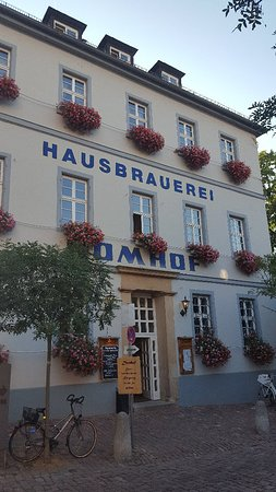 Domhof Hausbrauerei照片