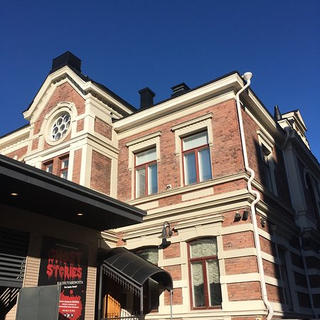 Tampereen Komediatetteri
