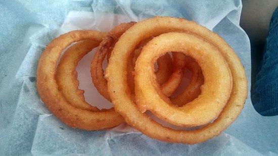 Brooklyn Park, MN: Onion Rings, yes please!