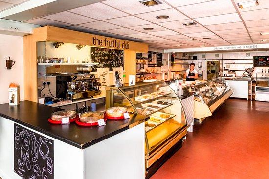 Wem, UK: Interior View