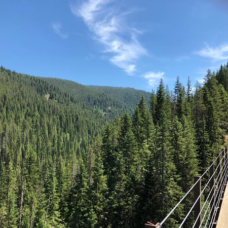 Mullan, ID: Route of the Hiawatha