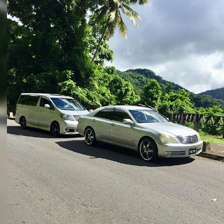 Uber St. Lucia