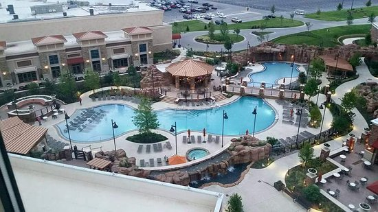Thackerville, OK: WinStar World Casino Hotel