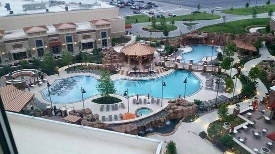 Thackerville, Οκλαχόμα: WinStar World Casino Hotel