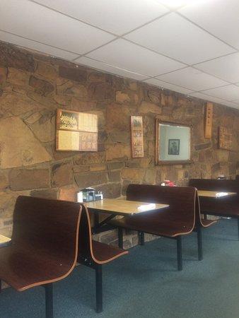 Waldron, Αρκάνσας: Dining room