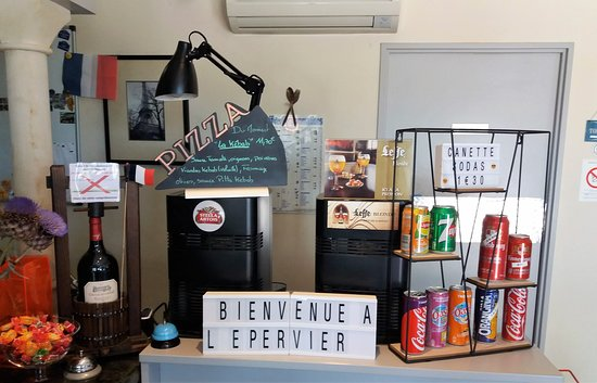 Saint-Caprais de Blaye, Frankreich: L'accueil