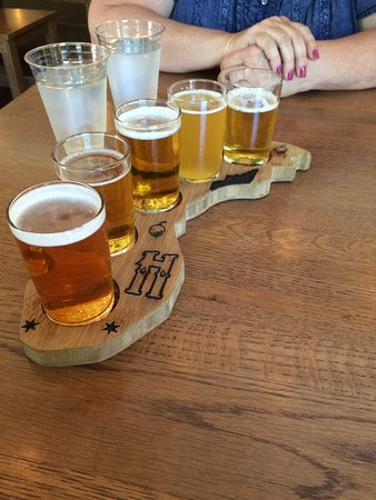 The Haymarket Brewery & Taproom