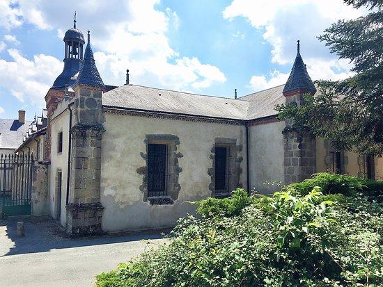 Chateau de Boistissandeau