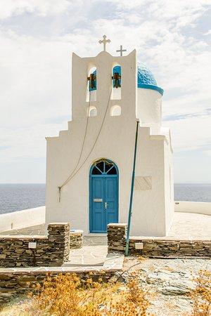 Kastro, Grecia: Church of the Seven Martyrs