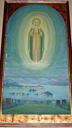 Madonna del Calciatore