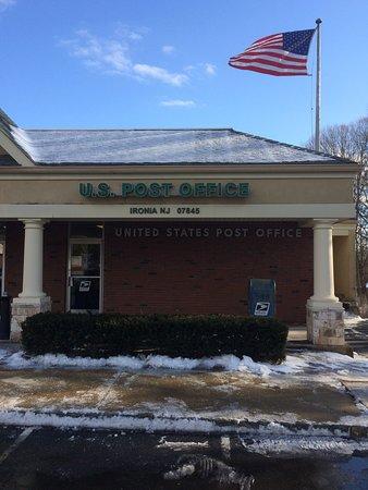 Ironia Post Office