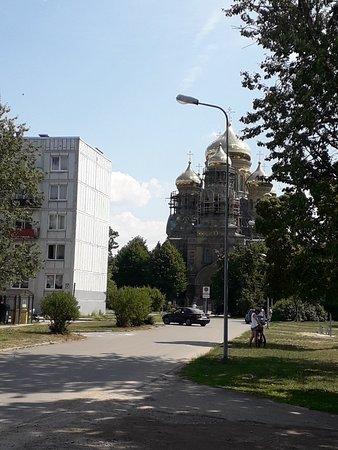 St. Nicholas Orthodox Sea Cathedral, Liepaja - TripAdvisor