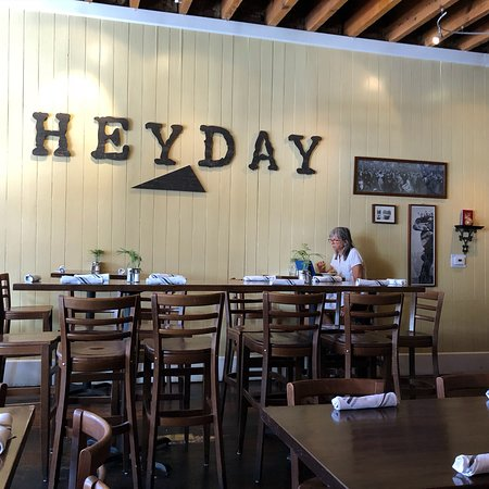 Heyday Cafe Picture