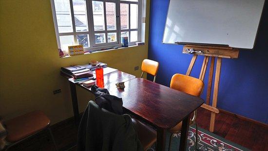Atahualpa Spanish School: Klassenzimmer
