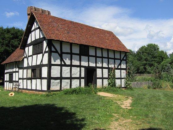 Staunton, VA: English Farm House