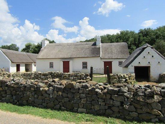 Staunton, VA: Irish Farm Buildings