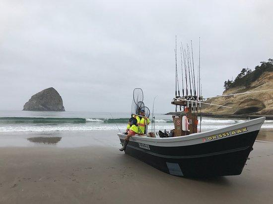 Haystack Fishing: Captain Joe