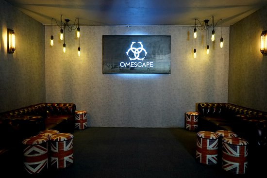 Omescape London - Aldgate