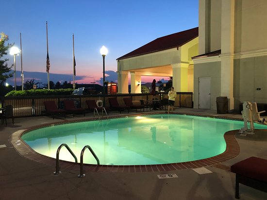 Hampton Inn Christiansburg/Blacksburg Image