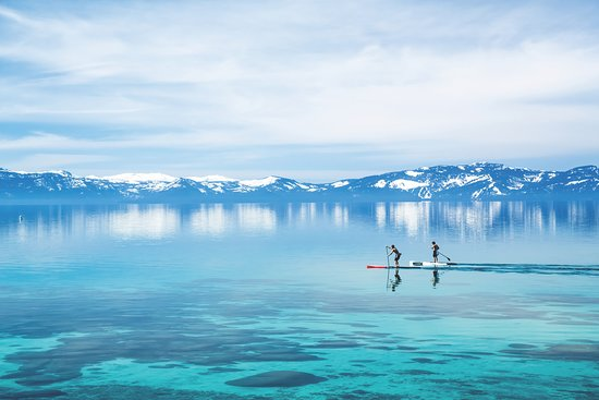 North Lake Tahoe: Paddleboarding, Lake Tahoe