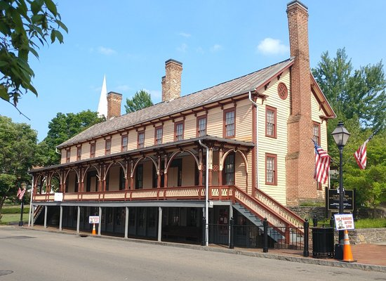 Chester Inn State Historic Site and Museum