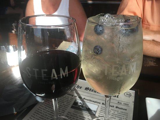 Southampton, PA: vin de californie et sangria