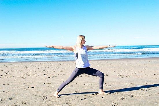 Ocean City Beach Yoga