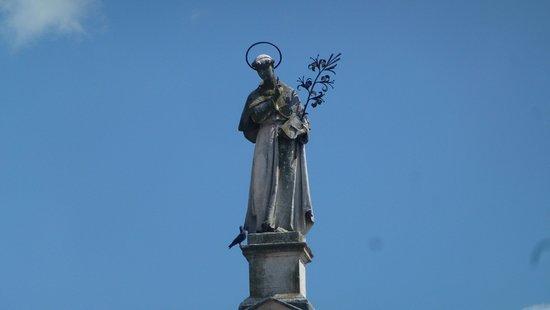 Basilica di Sant'Antonio: Alto da torre